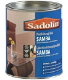 Číry lak na báze rozpúšťadiel na podlahy - Sadolin Samba