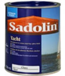 Číry lak na drevo - Sadolin Yacht