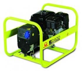 Elektrocentrála E3200 PA252SHI