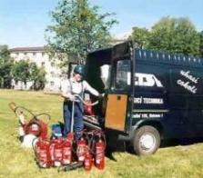 Revize hasicí techniky