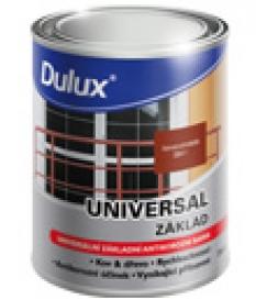 Univerzálna základná antikorózna farba na železo a drevo - Dulux universal základ