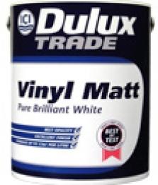 Vodou riediteľná vinylová farba na použitie v interiéri na steny a stropy - Dulux vinyl matt