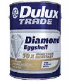 Vodou riediteľná disperzná farba - Dulux diamond eggshell