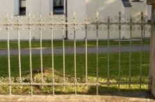 Výroba kovaných plotov, brán a zábradlí