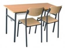 Školský nábytok, typ Linea