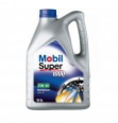 Minerální oleje Mobil