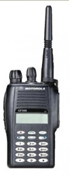 Přenosná radiostanice Motorola GP388
