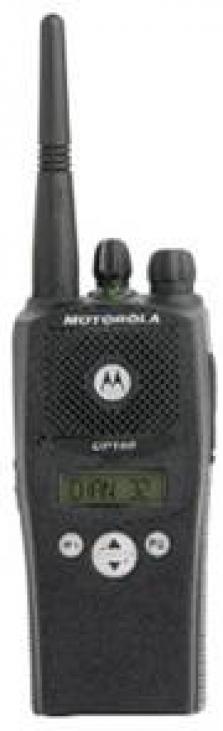 Přenosná radiostanice Motorola CP160
