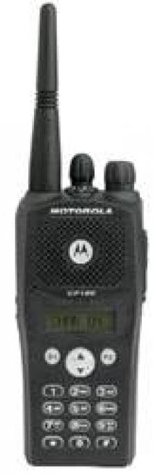 Přenosná radiostanice Motorola CP180