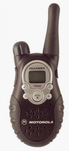 Přenosná radiostanice Motorola XTR446