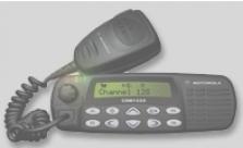 Vozidlová radiostanice Motorola GM360