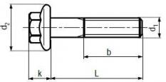 Šrouby metrické