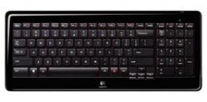 Logitech® Wireless Keyboard K340, Slovakian layout, Unifying - detail