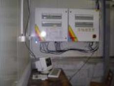 Zariadenia pre živočíšnu výrobu  - Elektroinštalácie