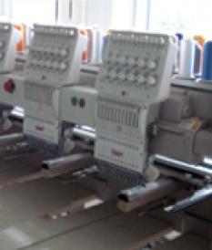 Strojová vyšívka