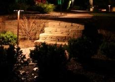 Osvetlenie záhrad