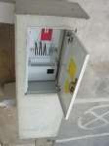 Prefabrikovaný domovní elektro rozvaděč