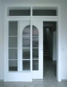 Atypické dveře