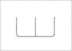 Speciální hliníkové profily - Nábytkářské hliníkové profily