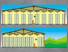 Skladové riešenia Stow, regály pre tovar uložený na paletách - Pojazdné paletové regály