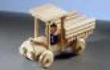 Hračka Nákladní auto s korbou
