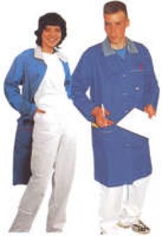 Pracovný odev - plášť dlhý rukáv