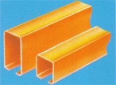 Príslušenstvo paletových regálov P90 - Nosník v pozinkovanom vyhotovení s lakom