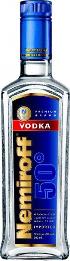 Vodka Nemiroff 50% - 0,5 l