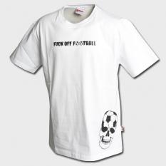 Tričko Fuck off football