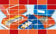 Skladovací systém - Plastové prepravky