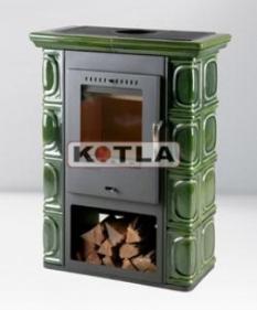 Kachle teplovzdušné - Thorma Borgholm keramik