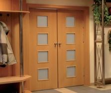 Kyvné dveře