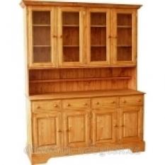 Dřevěné kuchyně a kredence