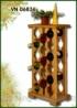 Dřevěné stojany na víno