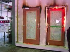 Požární a kouřotěsné uzávěry Sapeli