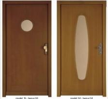 Vchodové dveře Linea