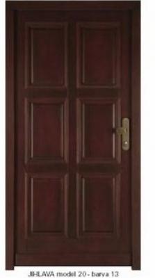 Vchodové dveře Jihlava