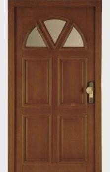 Vchodové dveře Moden
