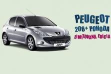 Peugeot 206+ Pohoda