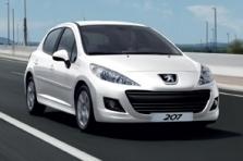Peugeot 207 Legend