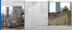 Výroba betónových zmesí