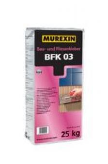 lepidlo stavební a obkladové BFK 03