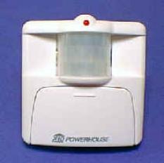 Ovládacie zariadenia, ktoré vysielajú ovládacie signály -   Pohybový PIR senzor