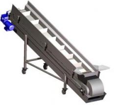 Pásový elevátor L