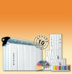 Hlinikové radiátory Xhénia
