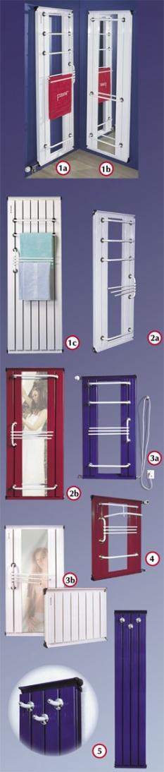 Kúpelňové radiátory