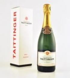 Champagne Taittinger Brut Réserve 0,75l 12%