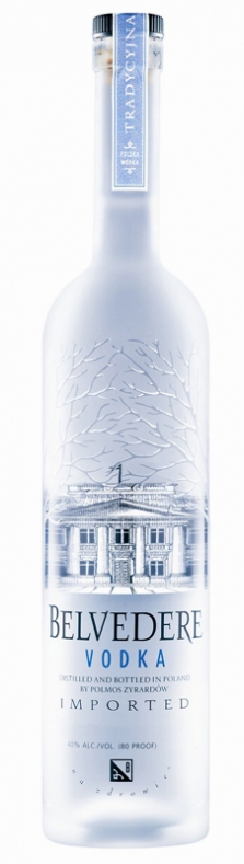 Belvedere Vodka 40% 1,5l