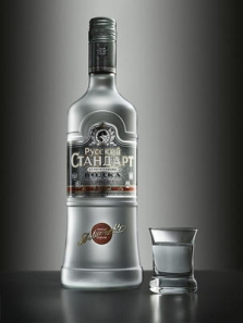 Vodka Russkij Standart Original 40% 1,00 l