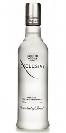 Exclusive Kosher Vodka 40% 0,7l